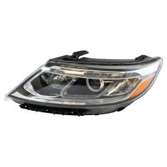 14-15 Kia Sorento HID Headlight LH (w/ LED Accents)