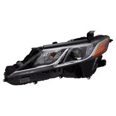 18-19 Toyota Camry L/LE/SE Headlight LH
