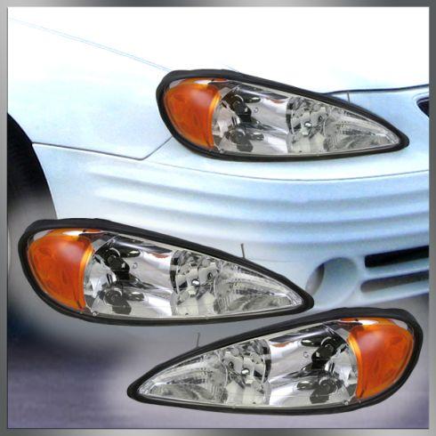1995 pontiac grand am headlight replacement