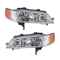 94-97 Accord Headlight PAIR