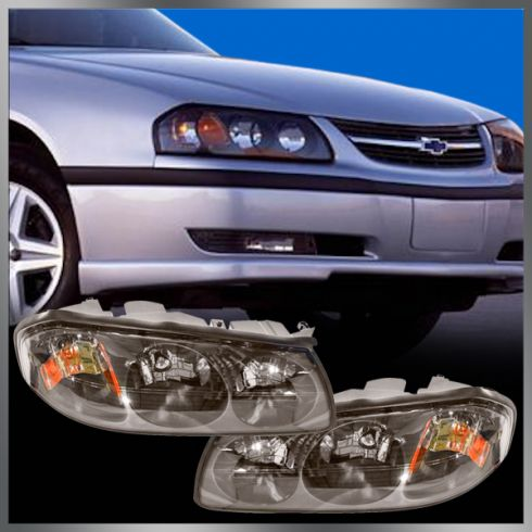 Chevy Impala Headlight Pair