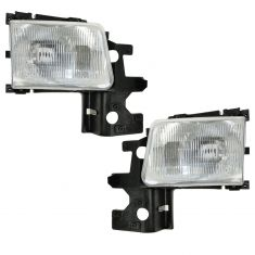 1994-97 Dodge Van Composite Headlight Pair