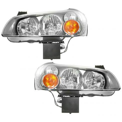 2002-03 Nissan Maxima Xenon HID Headlight Pair