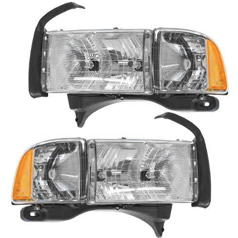 Dodge Headlight Pair