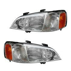 99 01 Acura TL Headlight RH