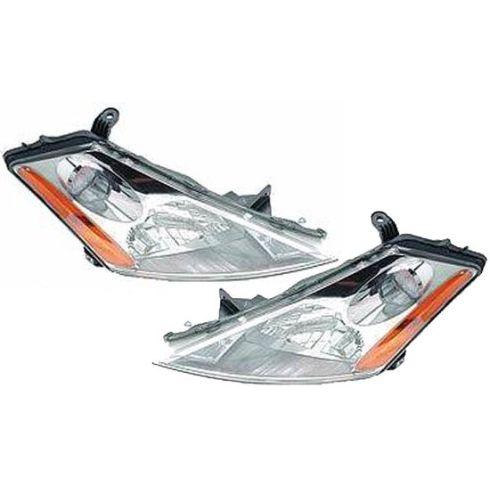 03-06 Nissan Murano Headlight for Halogen Lights Pair