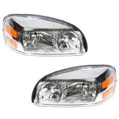 05-09 Uplander Montana Terraza Relay Headlight Pair