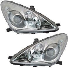 2000 lexus es300 headlight adjustment