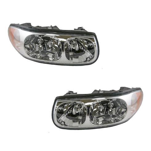 Buick Lesabre Headlight Pair