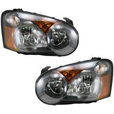 05 Subaru Impreza Halogen Headlight PAIR