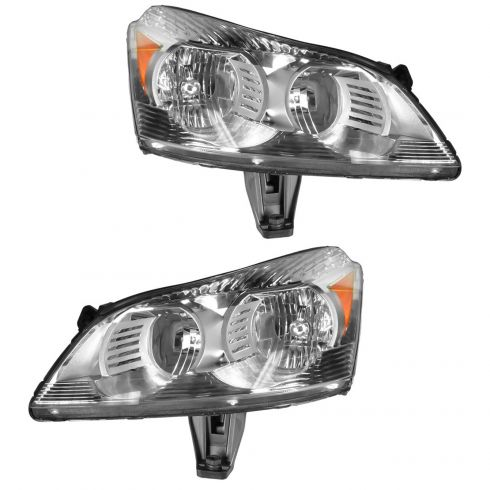 09-10 Chevy Traverse Headlight (non-projector style) PAIR