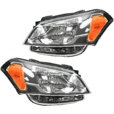 10-11 Kia Soul Headlight PAIR
