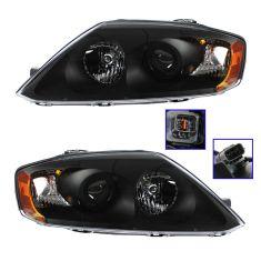 05 Hyundai Tiburon Headlight PAIR
