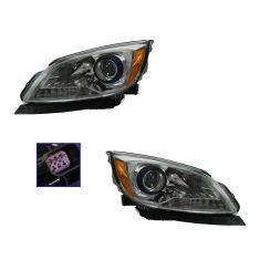 12-13 Buick Verano Headlight PAIR