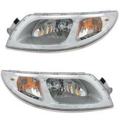 01-12 International 4100/4200/4300/4400; 02-12 8000 SERIES(8500/8600) Headlight PAIR