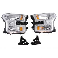 15-17 Ford F150 Headlight Pair (simple performance)