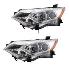 Headlight Pair