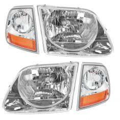 01-03 Ford Lightning Headlight & Marker Light Kit