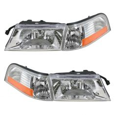 03-04 Mercury Grand Marquis Front Lighting Kit (4 Piece)