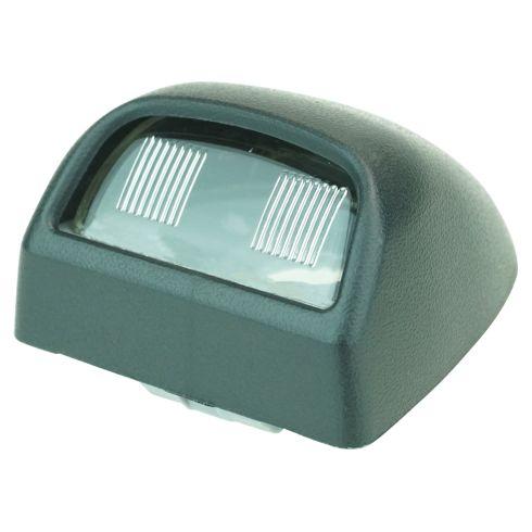 01-10 GM Full Size PU & SUV Rear License Plate Lens for Step Bumper LR = RR