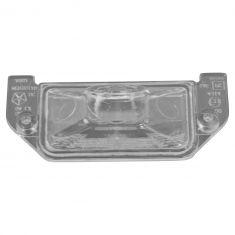 05 14 Chrysler Dodge Multifit Rear License Plate Light Lense Lr Rr