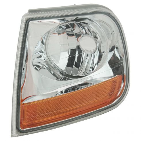 01-04 Ford F150 Lightning  Parking Side Marker Light LH