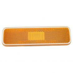 71-91 Dodge Truck, SUV, Dart, Charger, Barracuda Front Fender Mtd Side Marker Light LF = RF