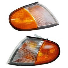 96-97 Elantra Corner Light Pair