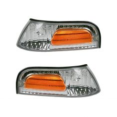 98-08 Crown Vic Corner Light Pair