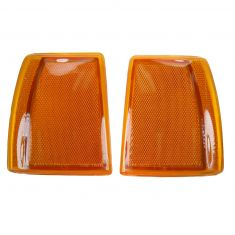 Side Marker Reflector Pair