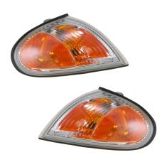 1999-00 Hyundai Elantra Corner Light Pair
