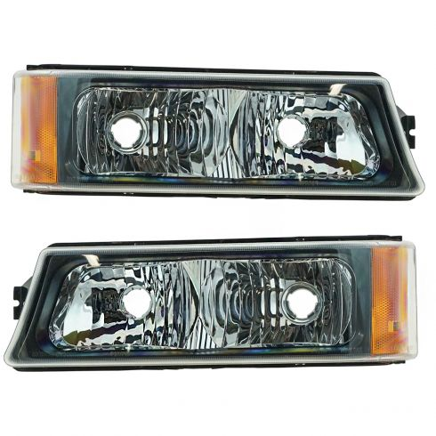 Chevrolet Avalanche LH Driver Side Front PARK// TURN SIGNAL LAMP ASSEMBLY new OEM
