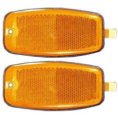01-05 Hyundai Sante Fe; 05-09 Tucson Side Marker Light PAIR