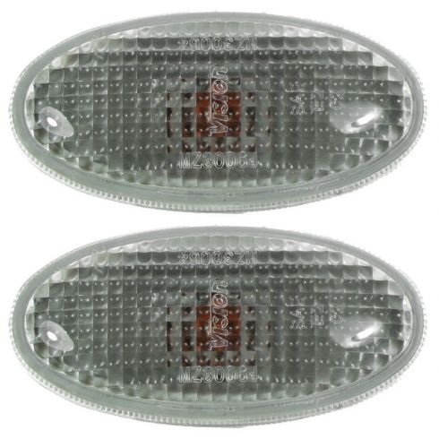 04-10 Mazda 3; 00-06 MPV; 06-09 Mazda 5 Side Repeater Light PAIR