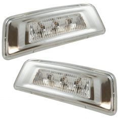 11-15 Kenworth T700; 13-17 T680; 14-15 T880 Front Side Marker Light Assembly Pair (Dorman)