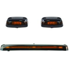 07-14 Silverado, Sierra 2500, 3500, HD Roof Mounted Clearance Light Set (Dorman)