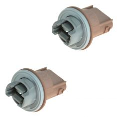 95-15 Ford; 04-13 Linc; 04-11 Merc Multifit Turn, Tail, Brake, Head, Park Lght Socket Pair (Ford)