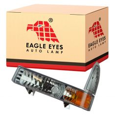 00-04 Excursion; 99-04 F250-F350SD; 99-03 F450-F550SD Clear Style Corner Parking Light Pair