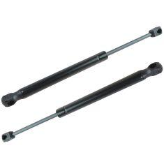 03-06 SL500; 03-06 SL55AMG; 04-06 SL600; 04-06 SL65AMG Trunk Lift Support Pair