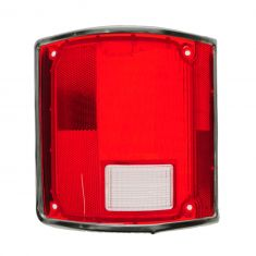 Tail Light Lens