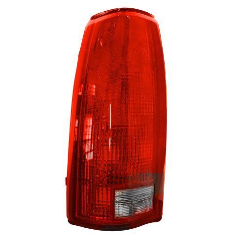 1988-2000 CHEVY GMC C1500 C2500 C3500 Left Driver Side LH Brake Tail Light