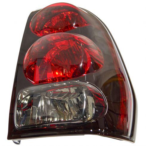 02 09 Chevy Trailblazer Taillight W Circuit Board Rh