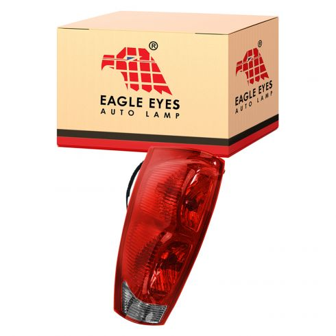 02-06 Chevy Avalanche Taillight LH