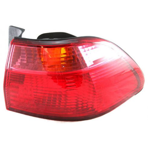 98-00 Honda Accord Sedan 1/4 Mtd Taillight RH