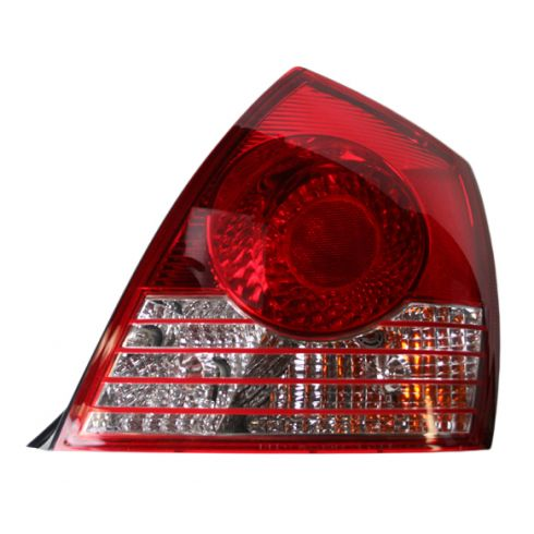 2004-06 Hyundai Elantra Tail Light RH Sedan
