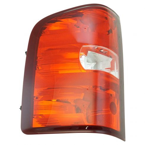 for Chevrolet Silverado 1500 GM2800207 2007 to 2013 Driver Side New Tail Light