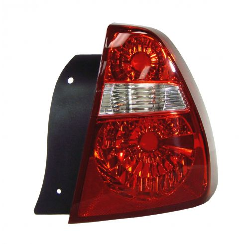 04 07 Chevy Malibu Tail Light Rh For Vin