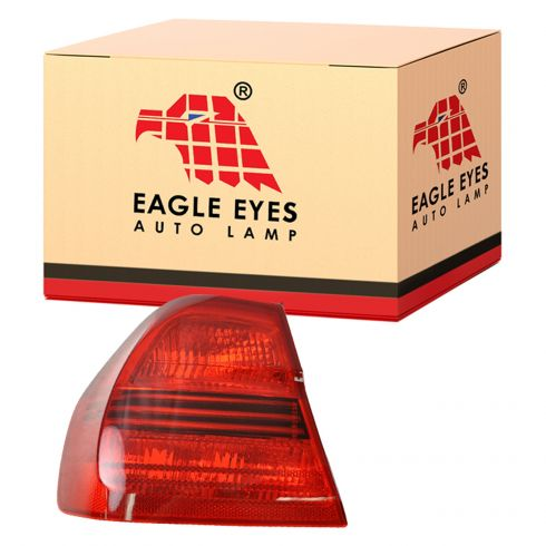 06-08 BMW 3 Series 4DR Outer Taillight LH