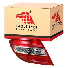 08-10 Mercedes C-Class w/AFS LED Taillight LH