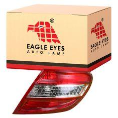 08-10 Mercedes C-Class w/AFS LED Taillight RH
